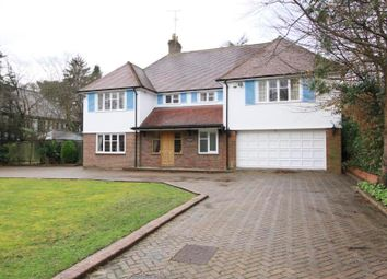 Thumbnail 4 bed property to rent in Linksway, Northwood