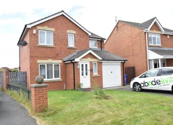 Thumbnail 3 bed detached house for sale in Sweetbriar Way, Blyth, Northumberland