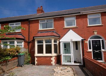 Thumbnail 3 bed terraced house for sale in Annesley Avenue, Blackpool