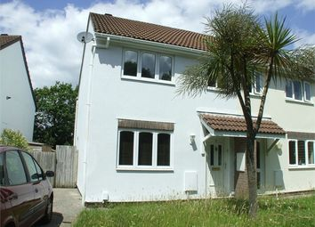 Thumbnail 3 bed semi-detached house to rent in Dawlish Close, Newton, Swansea