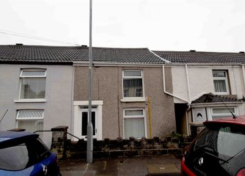 Thumbnail 2 bed terraced house to rent in Swansea Road, Swansea