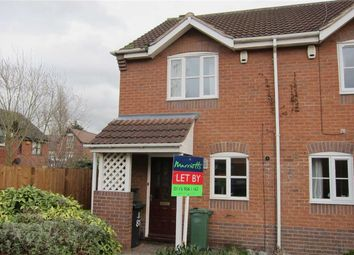 Thumbnail 2 bed terraced house to rent in Hotspur Drive, Colwick, Nottingham