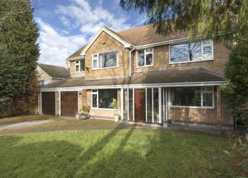 Thumbnail 5 bed detached house for sale in Park Road, Leamington Spa