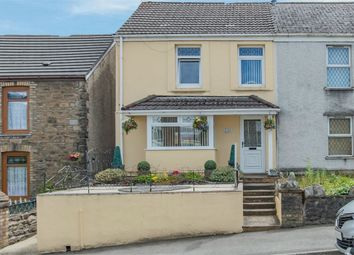 Thumbnail 3 bedroom end terrace house for sale in Old Road, Skewen, Neath, West Glamorgan