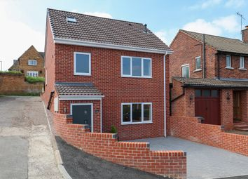 Thumbnail 3 bed detached house for sale in Knab Rise, Sheffield