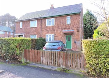Thumbnail 2 bedroom semi-detached house for sale in Leominster Drive, Manchester