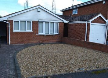Thumbnail 2 bed bungalow to rent in Wombrook Dale, Wombourne, Wolverhampton