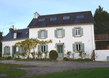 Thumbnail 5 bed detached house for sale in 29520 Châteauneuf-Du-Faou, France