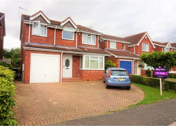 Thumbnail 4 bed detached house for sale in The Innings, Sleaford