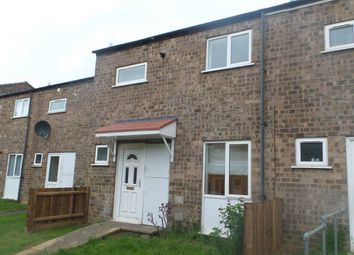 Thumbnail 3 bedroom terraced house to rent in Watergall, Bretton, Peterborough