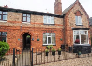 Thumbnail 3 bed cottage for sale in Western Avenue, Saxilby