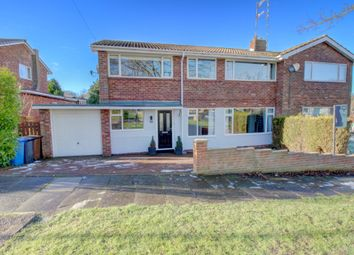 Thumbnail 3 bed semi-detached house for sale in West Hill, Morpeth