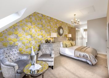 "Thumbnail 3 bedroom semi-detached house for sale in ""Padstow"" at West End Lane, Henfield"