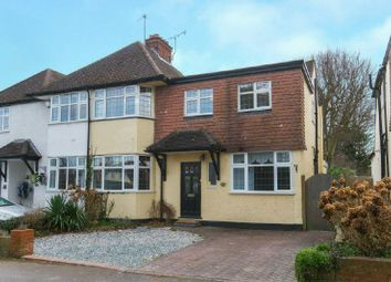 Thumbnail 4 bed semi-detached house to rent in Amersham Way, Little Chalfont, Amersham