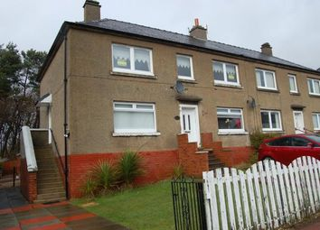 Thumbnail 2 bed flat to rent in Thrashbush Crescent, Wishaw
