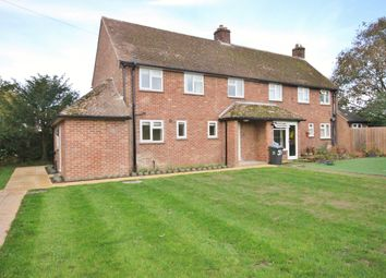 Thumbnail 3 bed semi-detached house to rent in Bardown, Chieveley, Newbury