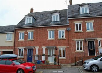 Thumbnail 3 bedroom town house for sale in Packwood Close, Middlemore, Daventry