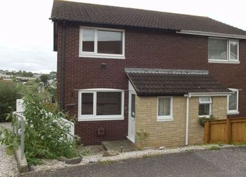 Thumbnail 2 bedroom property to rent in Headway Rise, Teignmouth