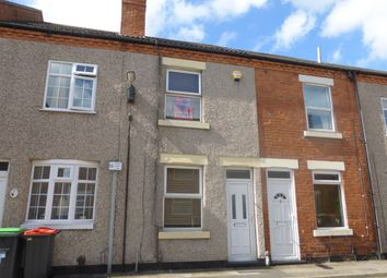 Thumbnail 2 bedroom terraced house for sale in Titchfield Terrace, Hucknall, Nottingham
