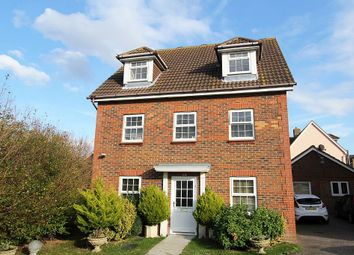 Thumbnail 6 bed detached house for sale in Carew Close, Chafford Hundred, Grays, Essex