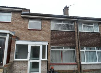 Thumbnail 3 bedroom terraced house to rent in Boyce Drive, Bristol