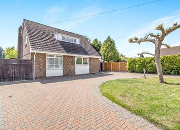 Thumbnail 5 bed detached house for sale in Hallsfield Road, Walderslade Woods, Chatham