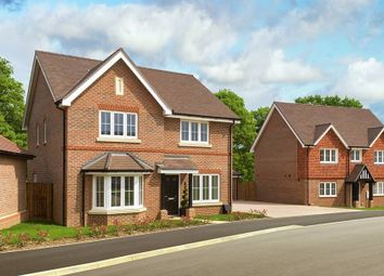 """Thumbnail 3 bed detached house for sale in """"The Hambledon Showhome"""" at Amlets Lane, Cranleigh"""