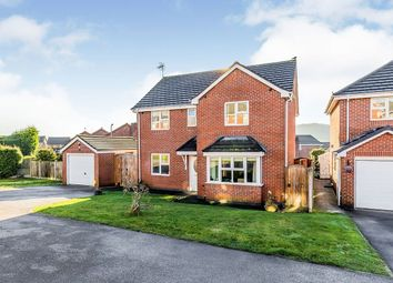 4 bed detached house for sale in Glebe Gardens, Cheadle, Stoke-On-Trent ST10