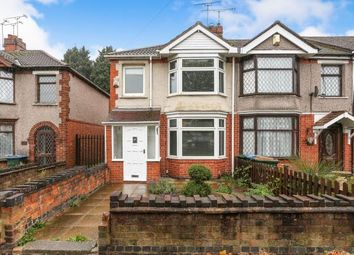 Thumbnail 3 bed end terrace house for sale in Sewall Highway, Wyken, Coventry, West Midlands