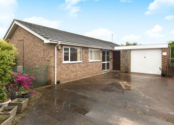 Thumbnail 3 bed detached bungalow to rent in Lugwardine, Hereford