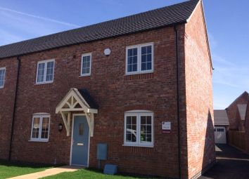 Thumbnail 3 bedroom semi-detached house for sale in The Lichfield C, Burton Road Tutbury, Staffordshire