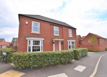Thumbnail 4 bed detached house for sale in Yew Tree Road, Cotgrave, Nottingham