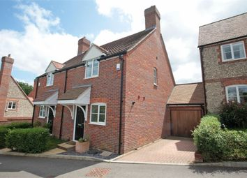 Thumbnail 2 bed semi-detached house for sale in Humbers Hoe, Markyate, St Albans, Hertfordshire