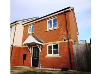 Thumbnail 2 bed end terrace house for sale in Mike Oborski Close, Kidderminster
