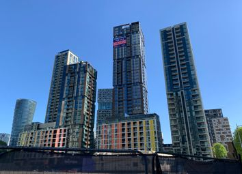 Thumbnail 3 bed flat for sale in Marsh Wall, Docklands