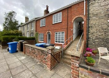 Thumbnail 2 bed end terrace house to rent in Ampthill Street, Norwich