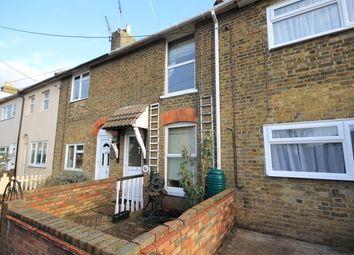 Thumbnail 2 bed terraced house for sale in Triggs Row, Barrow Green, Teynham, Sittingbourne
