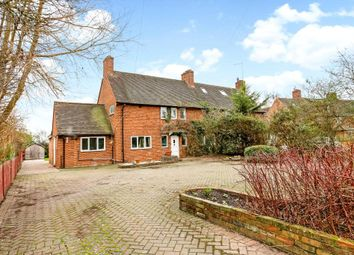 Thumbnail 3 bed semi-detached house to rent in Brock Hill Cottages, Bracknell Road, Warfield, Berkshire