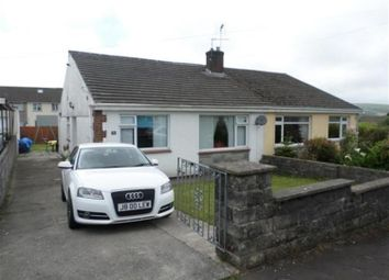 Thumbnail 2 bed bungalow for sale in Elm Rise, Bryncethin, Bridgend