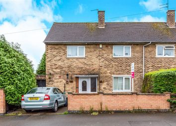 Thumbnail 3 bed semi-detached house for sale in Gracedieu Road, Loughborough