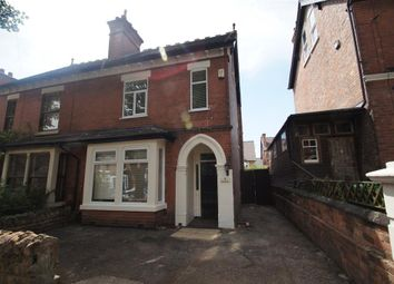 Thumbnail 4 bed semi-detached house to rent in Melrose Avenue, Sherwood, Nottingham