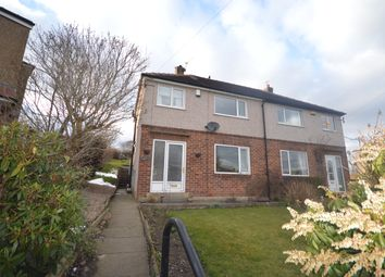 Thumbnail 3 bed semi-detached house for sale in Mountfield Road, Waterloo, Huddersfield