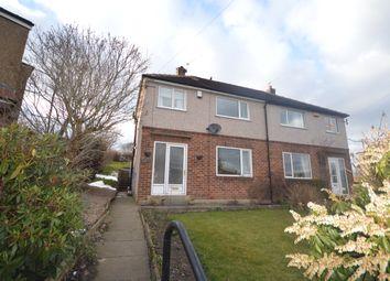 Thumbnail 3 bedroom semi-detached house for sale in Mountfield Road, Waterloo, Huddersfield