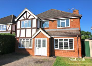 Thumbnail 4 bed detached house to rent in Theobald Street, Borehamwood, Hertfordshire