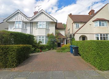 Thumbnail 4 bedroom semi-detached house to rent in Corringham Road, London
