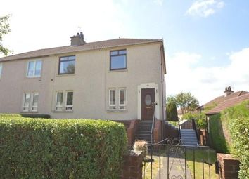 Thumbnail 2 bed flat for sale in St Mirrens Road, Kilsyth