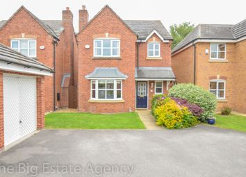 Thumbnail 3 bed detached house for sale in Hafod Alyn, Mold