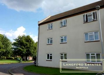 Thumbnail 2 bedroom flat for sale in Notridge Road, Norwich