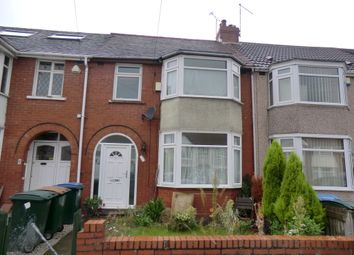 Thumbnail 3 bedroom terraced house to rent in St. Christians Road, Coventry