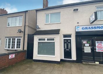Thumbnail 2 bed semi-detached house to rent in North Wingfield Road, Grassmoor, Chesterfield